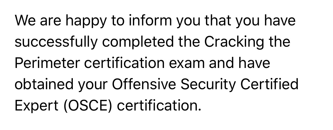 Study Guide & Tips: Offensive Security Certified Expert